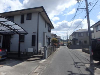 【外観】福田町古新田2階