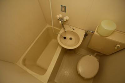 【浴室】メゾン・ド・クラルテ
