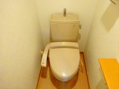 【トイレ】ルーブル駒沢大学参番館