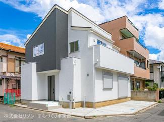 【外観】志木市中宗岡2丁目(戸建)