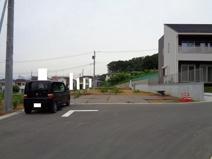砥上町・売地(建築条件付き)の画像