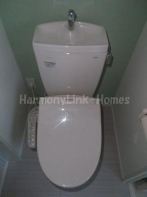 コーポ北池袋のトイレ☆