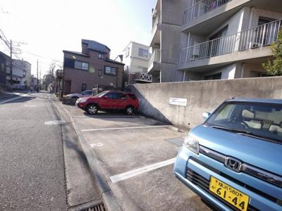 【駐車場】ヴィラMGⅡ