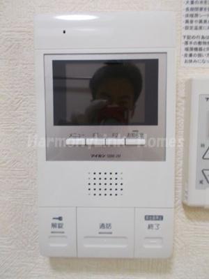 ソフィアシュガーのTV付インターホン☆