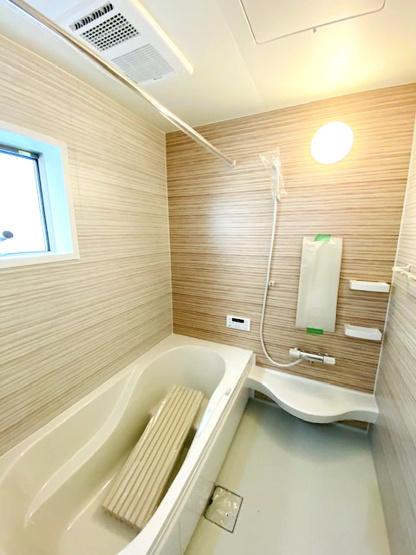 【浴室】茅ヶ崎市芹沢 築未入居戸建