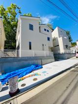 茅ヶ崎市芹沢 築未入居戸建の画像