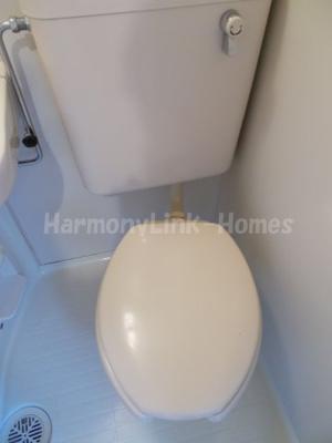 ライフピアポロネーズのトイレです☆
