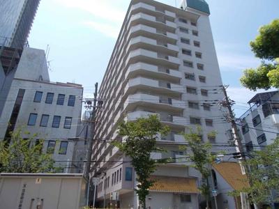 【外観】サンハイム第3中津