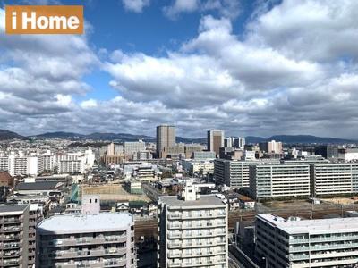 【展望】ファインビュー西宮17階