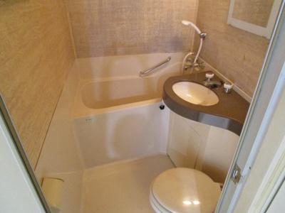 【浴室】サンメゾン中野