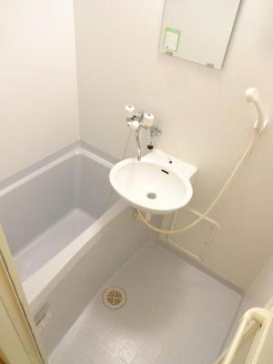 【浴室】レオパレス三田ウチダ3号館