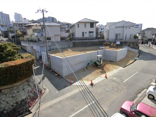 【外観】神戸市垂水区舞子台6丁目 土地A号地