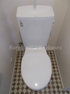 グランツ東武練馬のトイレもきれいです