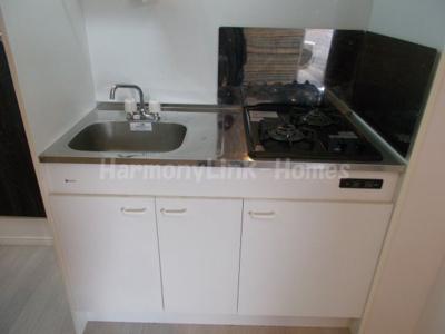 グランツ東武練馬の使いやすいキッチンです