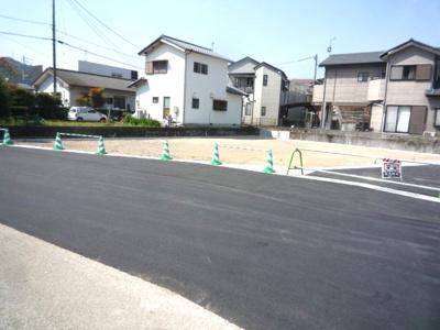 【外観】高知市東城山町分譲地9号地