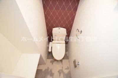 【トイレ】エクセレント都島ノースコート