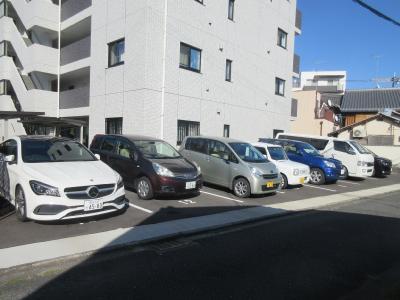【駐車場】トサキパークコート西京極