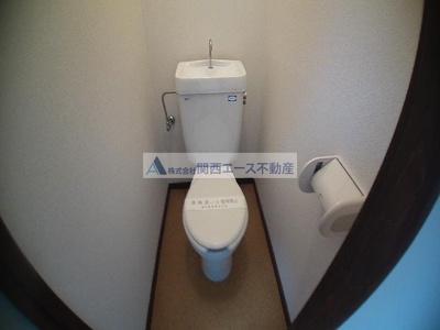 【トイレ】リバティー石切