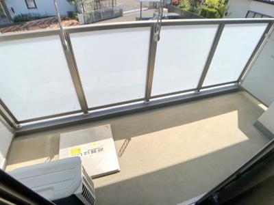【バルコニー】シャトレー五番館