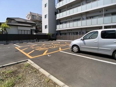 【駐車場】シャトレー五番館
