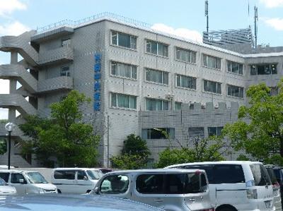 神崎中央病院(371m)