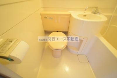【トイレ】有楽マンション