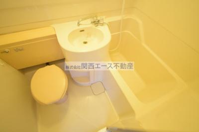 【浴室】有楽マンション