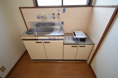 【キッチン】有楽マンション