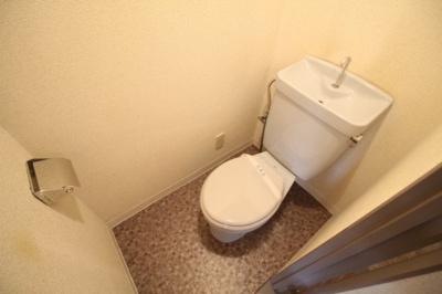 【トイレ】アルフィーネ今D棟