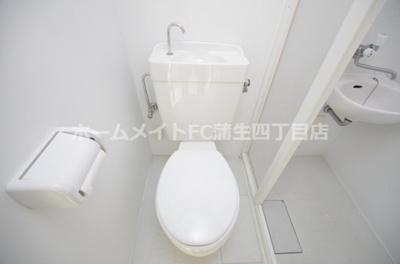【トイレ】カテリーナ都島