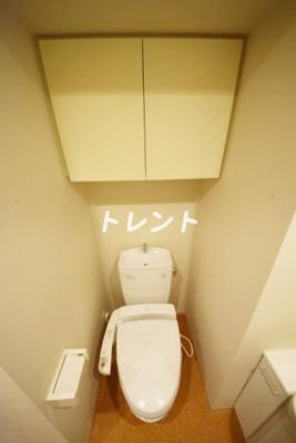 【トイレ】KDXレジデンス神楽坂