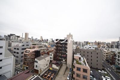 【展望】KDXレジデンス神楽坂