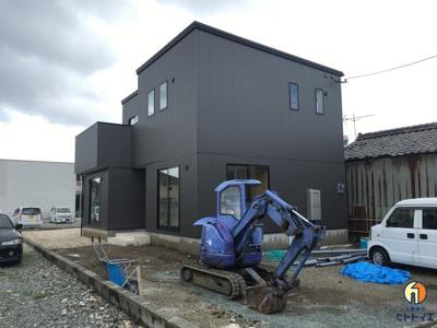 【外観】八女市稲富新築建売住宅
