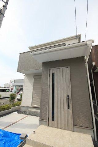 【外観】西区鳳中町 新築一戸建て 1号棟