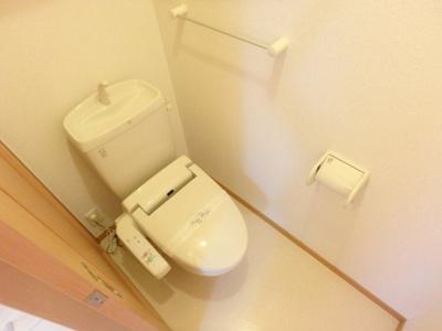 【トイレ】アイビーハイツD