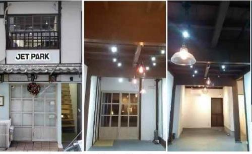 【外観】中崎西一丁目古民家店舗