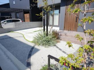 【外観】松山市 北斎院 未入居住宅 28.80坪