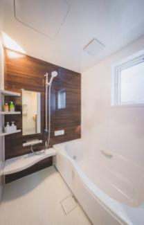 【浴室】松山市 北斎院 未入居住宅 28.80坪