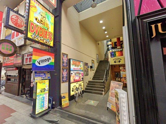 【外観】東通り商店街ビル