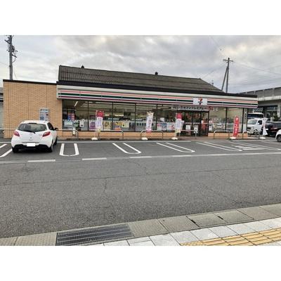 コンビニ「セブンイレブン長野川中島駅前店まで666m」