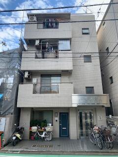 【外観】ハイツ角田