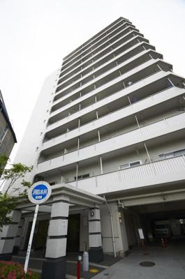 【外観】中板橋セントラルマンション