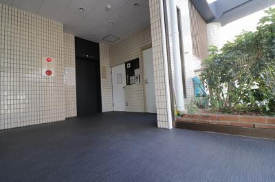 【エントランス】大建マンション首里石嶺
