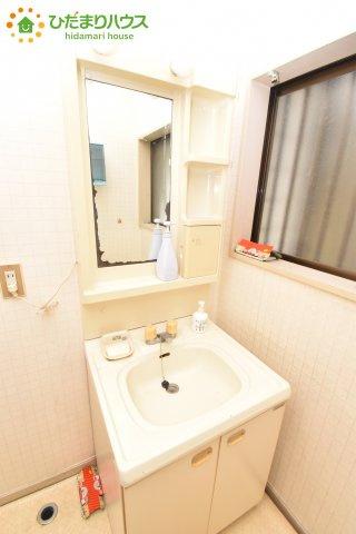 【独立洗面台】北本市東間8丁目 中古一戸建て