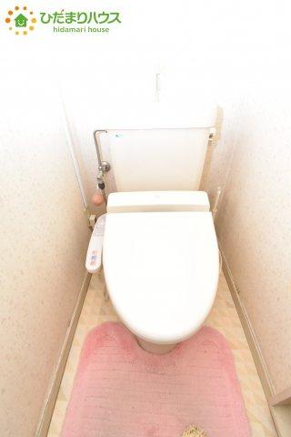 【トイレ】北本市東間8丁目 中古一戸建て