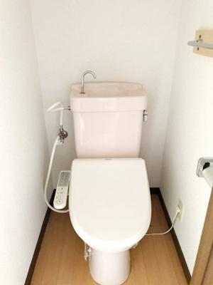 【トイレ】ラビーネ