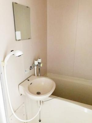 【浴室】ラビーネ