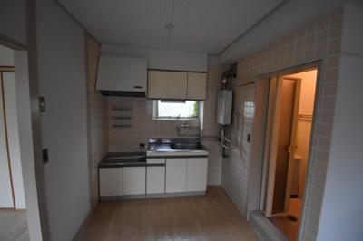 【キッチン】元麻布のヴィンテージマンション 和光マンション 陽当り良好