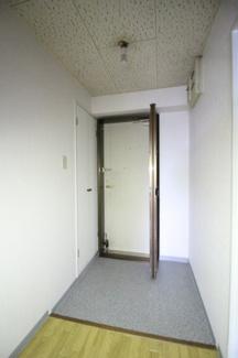 【玄関】ユニーブル六甲 北棟