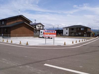 【外観】上越妙高駅 東口パーキング